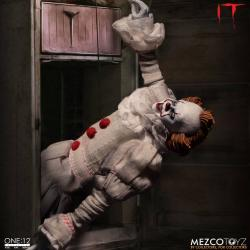 Stephen Kings It 2017 Action Figure 1/12 Pennywise 17 cm