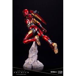 Marvel Universe ARTFX Premier Estatua PVC 1/10 Iron Man 25 cm