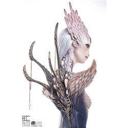 Karis Life-Size Bust by Miyo Nakamura 76 cm