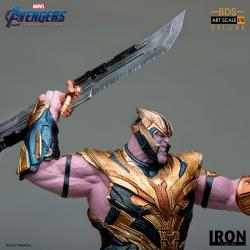 Avengers Endgame BDS Art Scale Statue 1/10 Thanos Deluxe Version 36 cm