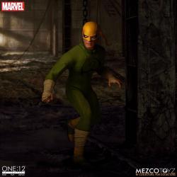 Marvel Action Figure 1/12 Iron Fist 17 cm