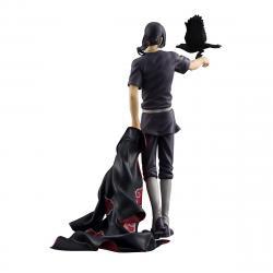 Naruto Shippuden G.E.M. Series PVC Statue Itachi Uchiha 23 cm