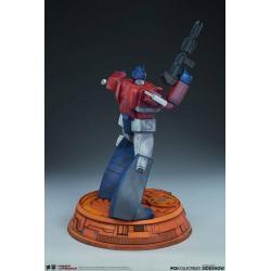 Transformers Museum Scale Statue Optimus Prime - G1 71 cm