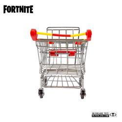 Fortnite Action Figures Shopping Cart Pack War Paint & Fireworks Team Leader 18 cm