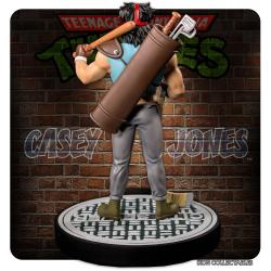 Teenage Mutant Ninja Turtles Statue Casey Jones 33 cm