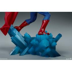 Batman vs Superman Diorama by Sideshow Collectibles