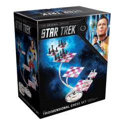 Star Trek Ajedrez Set 3D