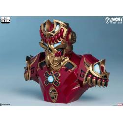 Marvel Urban Aztec PVC Bust Iron Man by Jesse Hernandez 18 cm