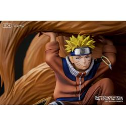 Naruto & Kyubi – Linked by the seal