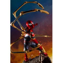 Vengadores Infinity War Estatua PVC ARTFX+ 1/10 Iron Spider 28 cm