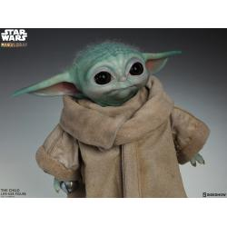 The Child Life-Size Figure by Sideshow Collectibles Baby Yoda