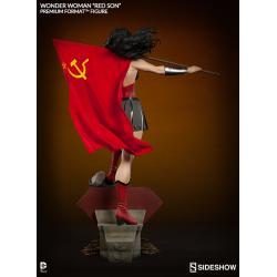 Wonder Woman - Red Son Premium Format Figure