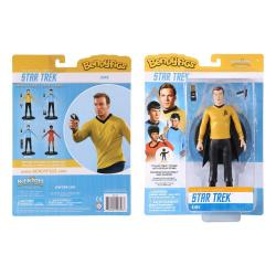 Star Trek Figura Maleable Bendyfigs Kirk 19 cm