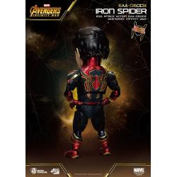 Vengadores Infinity War Egg Attack Figura Iron Spider Deluxe Version 16 cm