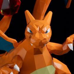Pokémon Statue Charizard 16 cm
