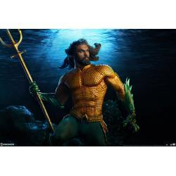 Aquaman Premium Format Sideshow Collectibles