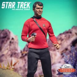 Star Trek TOS Figura Master Series 1/6 Lt. Commander Scott \'Scotty\' 30 cm