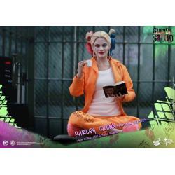 Suicide Squad Movie Masterpiece Action Figure 1/6 Harley Quinn (Prisoner Version) 28 cm