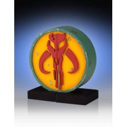 Star Wars Soportalibros Mandalorian Logo 11 cm
