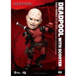 Marvel Comics Egg Attack Figura Deadpool Deluxe Ver. 17 cm