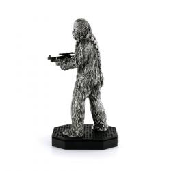 Star Wars Pewter Collectible Statue Chewbacca Limited Edition 24 cm