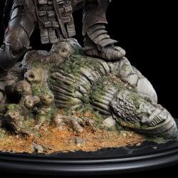 El Señor de los Anillos Estatua 1/6 Grishnákh 34 cm