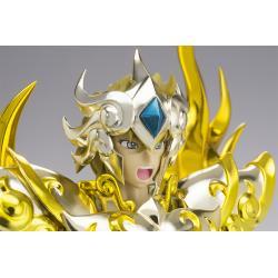 AIORIA ARMADURA LEO NEW CLOTH FIGURA 18 CM SAINT SEIYA MYTH CLOTH EX SOUL OF GOLD