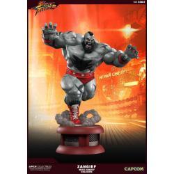 ZANGIEF 1:4 Ultra Statue - \'MECH-ZANGIEF\' Exclusive Street FIghter