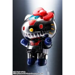 HELLO KITTY MAZINGER Z COLOR FIGURA 10,5 CM HELLO KITTY CHOGOKIN