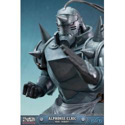 Fullmetal Alchemist Brotherhood Estatua Alphonse Elric Gray Variant 55 cm