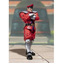 Street Fighter S.H. Figuarts Action Figure M. Bison Tamashii Web Exclusive 17 cm