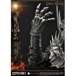 El Señor de los Anillos Estatua 1/4 The Dark Lord Sauron 109 cm
