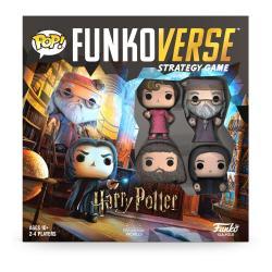Harry Potter Funkoverse Juego de Mesa Pack Base *Edición INGLÉS*