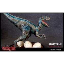 Predators Estatua Predatory Scale Raptor 26 cm