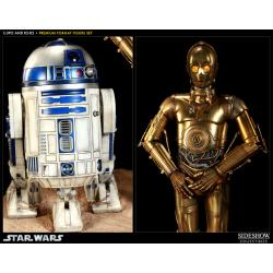 STAR WARS DROIDS PREMIUM FORMAT SIDESHOW COLLECTIBLES