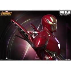 Bust Iron Man Mark 50 The Avengers
