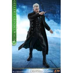 ANIMALES FANTASTICOS 2Gellert Grindelwald  Sixth Scale Figure by Hot Toys
