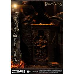 Lord of the Rings Statue Gandalf Vs. Balrog 79 cm