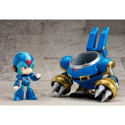 Mega Man X Nendoroid More Accesorios Rabbit Ride Armor 14 cm
