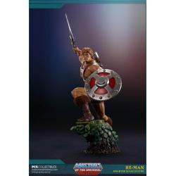HE-MAN + BATTLE CAT 1:4 MASTERS OF THE UNIVERSE