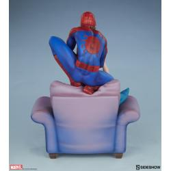 Marvel: Spider-Man and Mary Jane Maquette