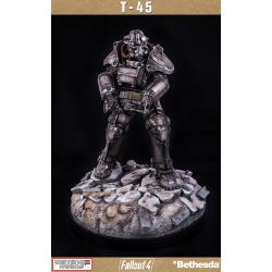 Fallout 4: T-45 Power Armor 1:4 scale estatua