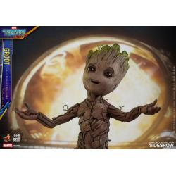 Guardians of the Galaxy Vol. 2 Life-Size Masterpiece Actionfigur Groot 26 cm