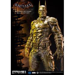 Batman Arkham Knight Estatua 1/3 Batman Beyond Gold Edition 84 cm