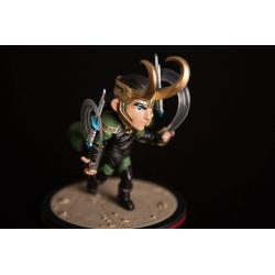 Thor Ragnarok Diorama Q-Fig Loki 10 cm