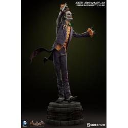 DC Comics: Joker Arkham Asylum Premium Format Statue