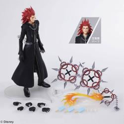 Kingdom Hearts III Bring Arts Action Figure Axel 18 cm