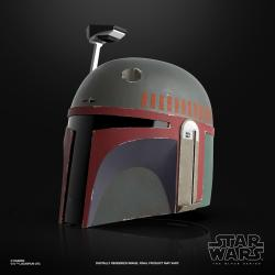 BOBA FETT CASCO NUEVA DECORACION REPLICA ESCALA 1:1 BLACK SERIES STAR WARS