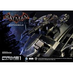 Batman Arkham Knight Diorama Museum Master Line 1/10 Batmobile 35 cm