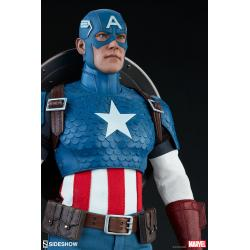 Captain America Sixth Scale Figure by Sideshow Collectibles